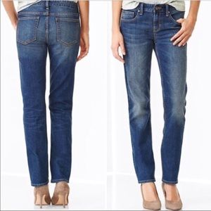 Gap real Straight 24/00 Low Rise Jeans NWT!